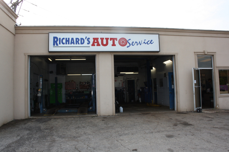 Richard's Auto Service Repair